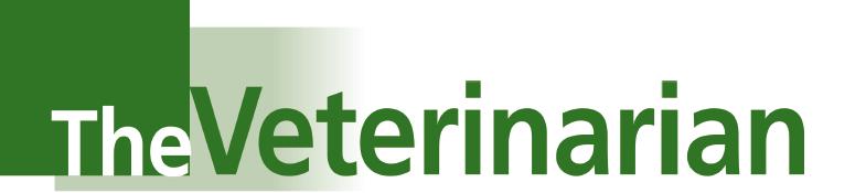 The Veterinarian Magazine